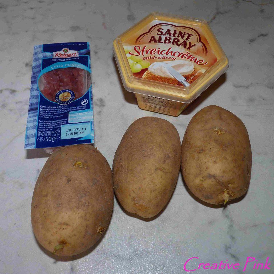 Kartoffeln á la Saint Albray