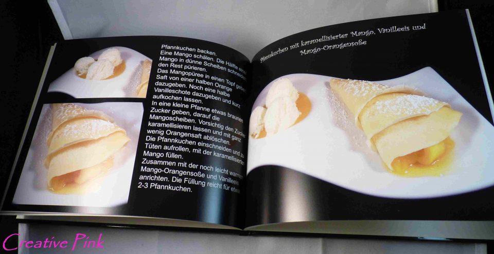 Creative-Pink Das Kochbuch - Rezept 1
