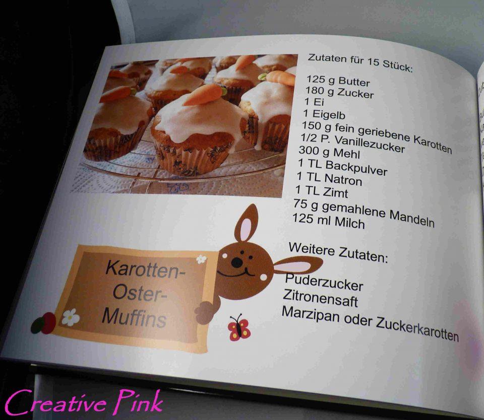 Creative-Pink Das Kochbuch - Rezept 4
