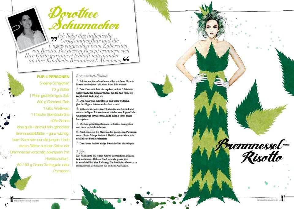 German Fashion Kitchen Dorothee Schumacher
