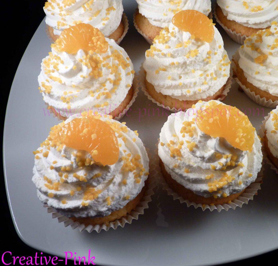 Dr.Oetker Cupcakes mit Mandarine
