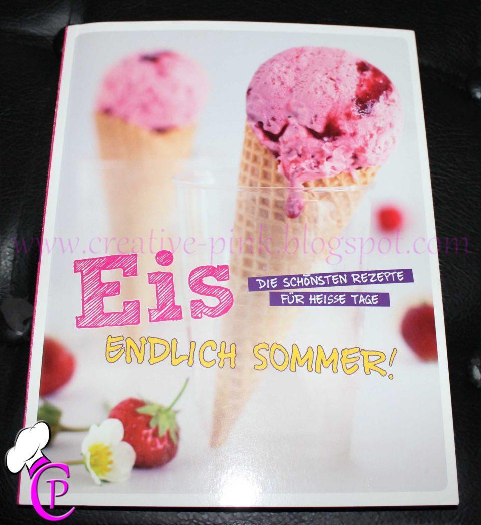 Tchibo Rezeptbuch Eis Endlich Sommer